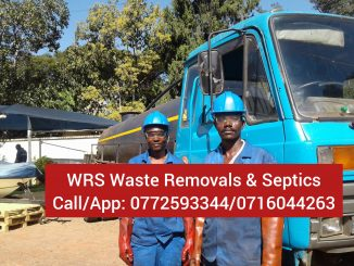 septic tank emptying harare