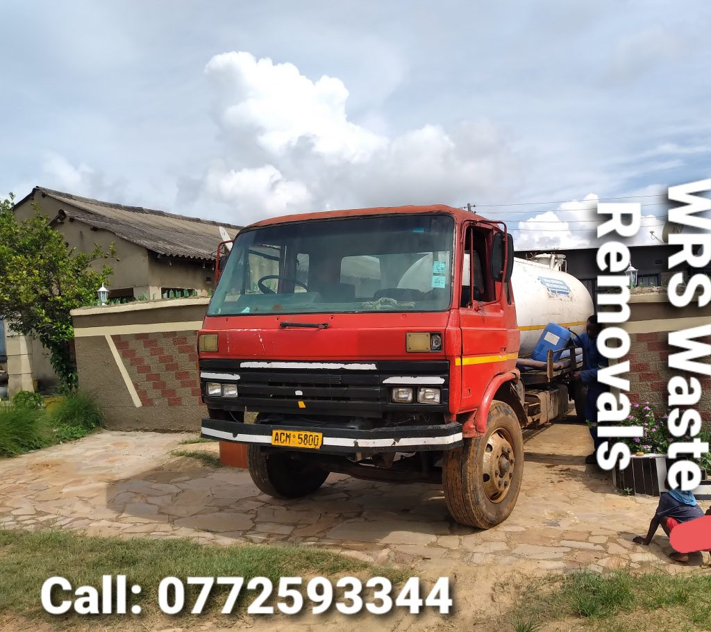 best septic tank emptying harare company